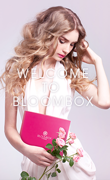 WELCOME TO BLOOMBOX