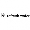 refresh water