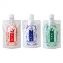 洗い流す泥パック ヨモギ/ハトムギ/あま酒 和肌美泉