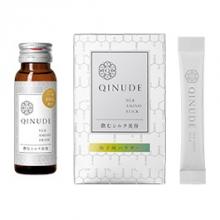 飲むシルク美容 シルクアミノドリンク&シルクアミノスティック QINUDE (キヌード)