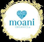 moani organics ブランドロゴ画像