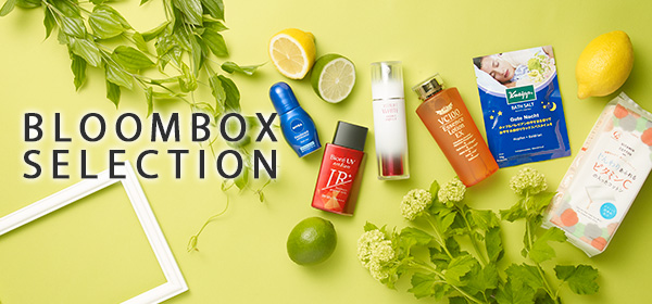 BLOOMBOX SELECTION 5月BOX