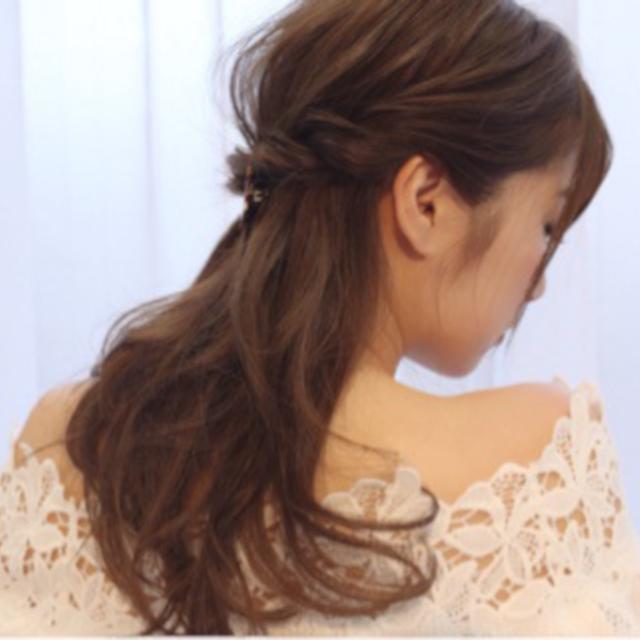 長さ別!ビジネスシーンで活躍するデキる女のためのヘアスタイル まとめ の画像