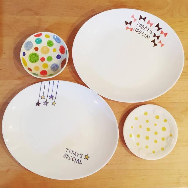 無印良品の「おえかきペン」で自分だけの食器を作ろう♪ - @cosme(アットコスメ)