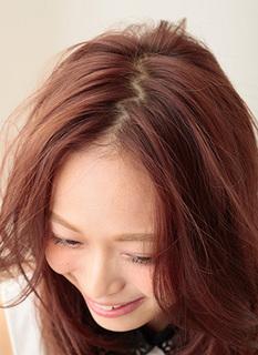 髪にこなれ感を出したい。それなら分け目をジグザグに♡ まとめ の画像